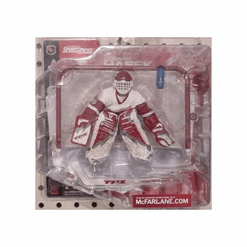 McFarlane NHL 2 Detroit Red Wings Dominik Hasek Figure