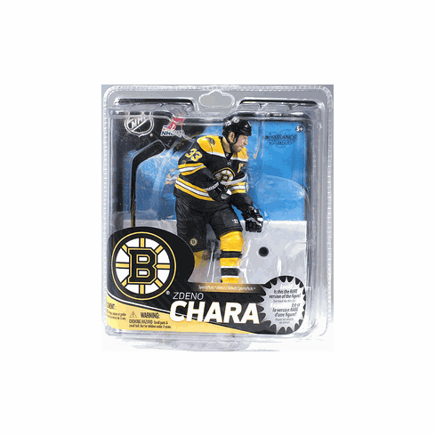 McFarlane NHL 31 Boston Bruins Zdeno Chara Figure
