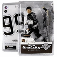 McFarlane NHL Legends 2 Los Angeles Kings Wayne Gretzky Figure