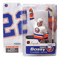 McFarlane NHL Legends 2 New York Islanders Mike Bossy Figure