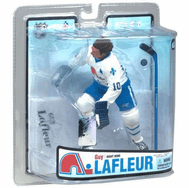 McFarlane NHL Series 18 Quebec Nordiques Guy LaFleur Figure