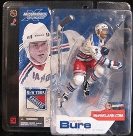 McFarlane NHL Series 3 New York Rangers Pavel Bure Figure
