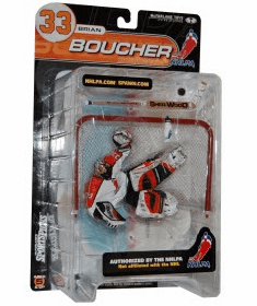 McFarlane Sports Picks NHLPA Brian Boucher Figure
