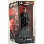 "McFarlane Terminator 3 Rise of the Machines T-850 12"" Talking Figure"