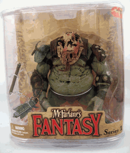McFarlane The Legend of the Bladehunters Ogre Guard Class Figure
