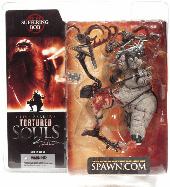 McFarlane Tortured Souls 2 Suffering Bob Figure