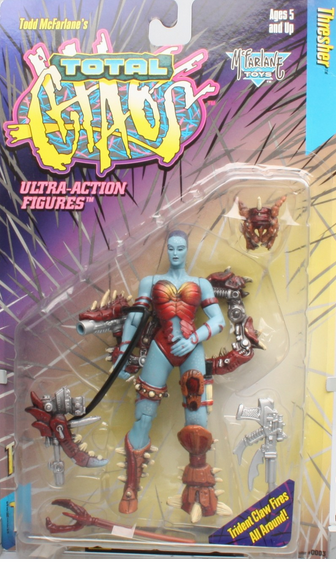 McFarlane Total Chaos Thresher Figure