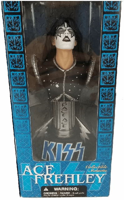 McFarlane Toys KISS Ace Frehley Statuette