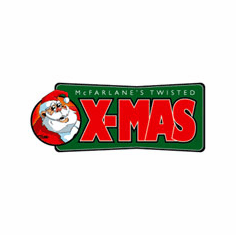 McFarlane Twisted X-Mas Action Figures