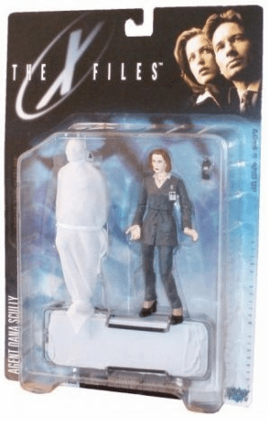McFarlane X-Files Agent Dana Scully Figure