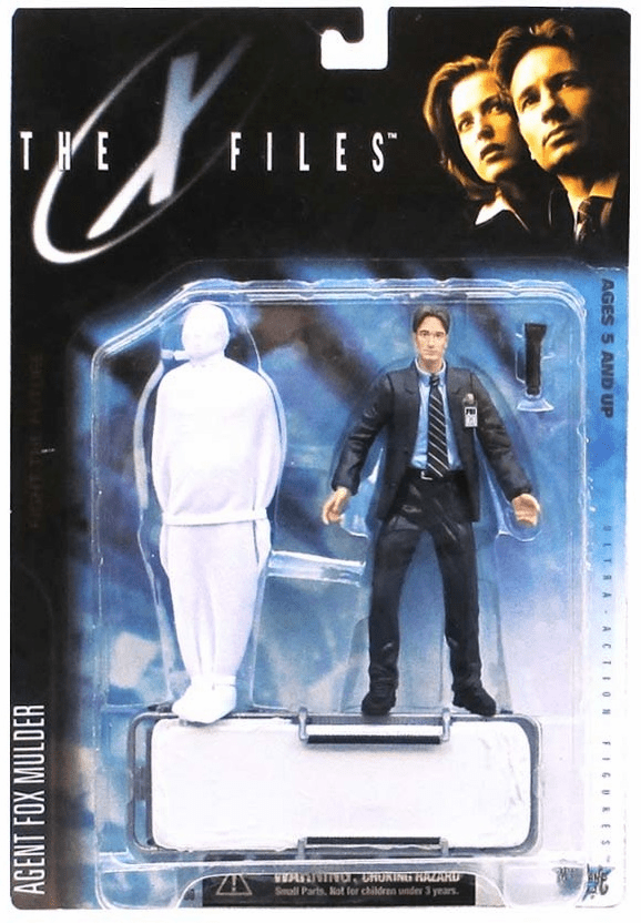 McFarlane X-Files Agent Fox Mulder Figure