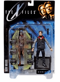 McFarlane X-Files Agent Mulder Figure