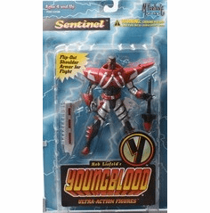 McFarlane Youngblood Sentinel Action Figure