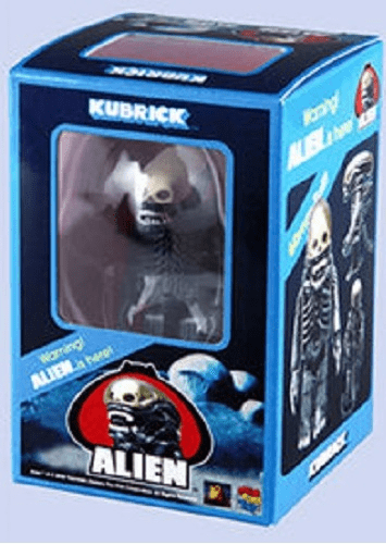 Medicom Alien Kubrick SDCC 2006 Comic Con Exclusive Figure