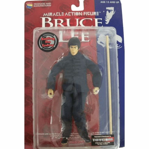 Medicom Bruce Lee Battling the Enemy Miracle Action Figure