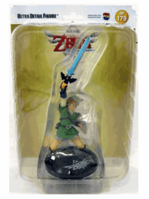 Medicom Legend of Zelda Link Skyward Sword Ultra Detail Figure