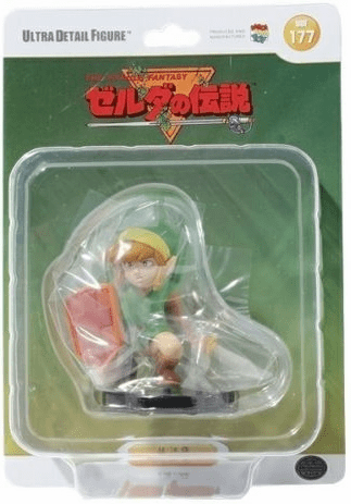 Medicom Legend of Zelda NES Link Ultra Detail Figure