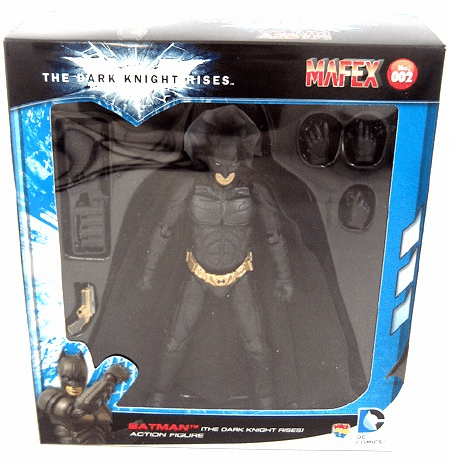 Medicom MAFEX 002 Dark Knight Rises Action Figure