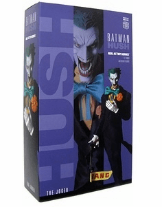 Medicom Real Action Hero Batman Hush The Joker Figure