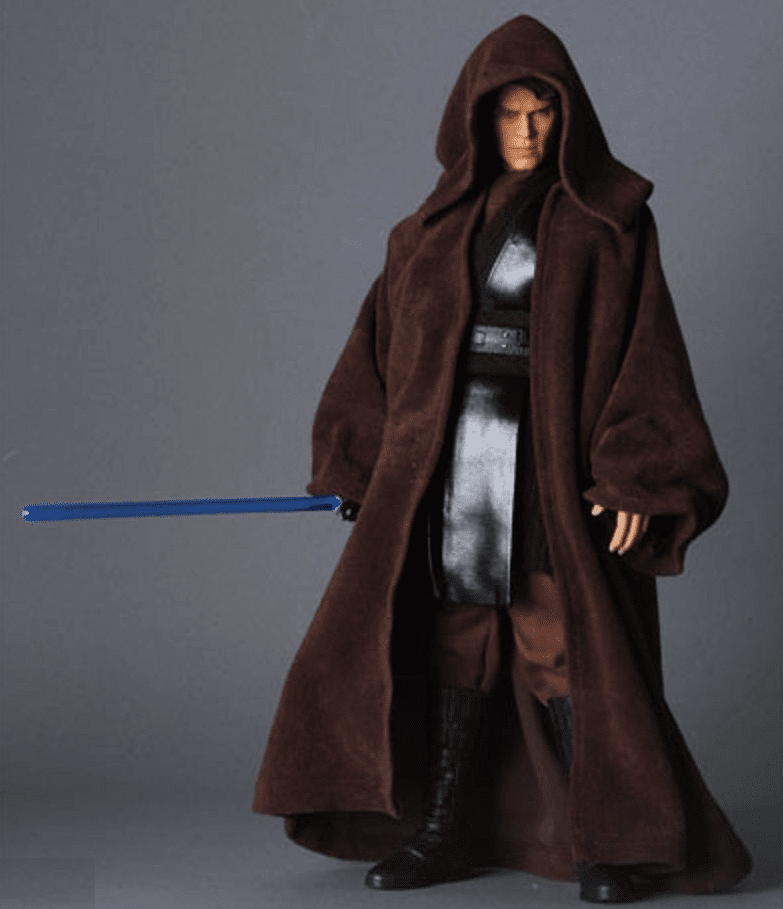 Medicom Real Action Heroes Star Wars Anakin Skywalker Figure