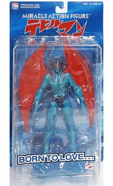 Medicom Toy Devilman Born to Love Figure