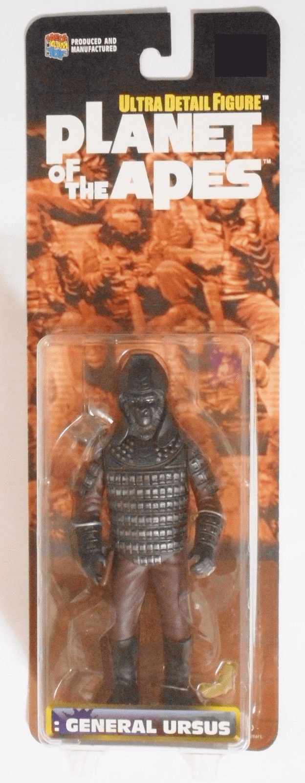 Medicom UDF Planet of the Apes General Ursus Figure