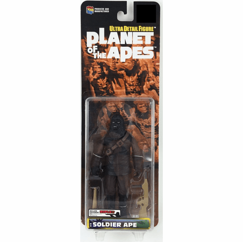 Medicom UDF Planet of the Apes Soldier Ape Figure