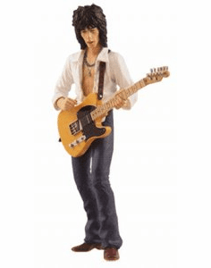 Medicom UDF Rolling Stones Keith Richards Figure