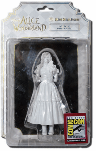 Medicom UDF Alice in Wonderland as the White Queen Figure