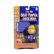 Memory Lane Peanuts The Great Pumpkin Schroeder Action Figure