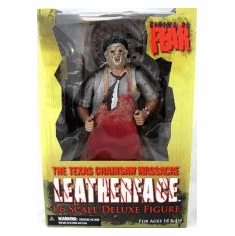 Mezco Cinema of Fear Texas Chainsaw Massacre Leatherface Figure