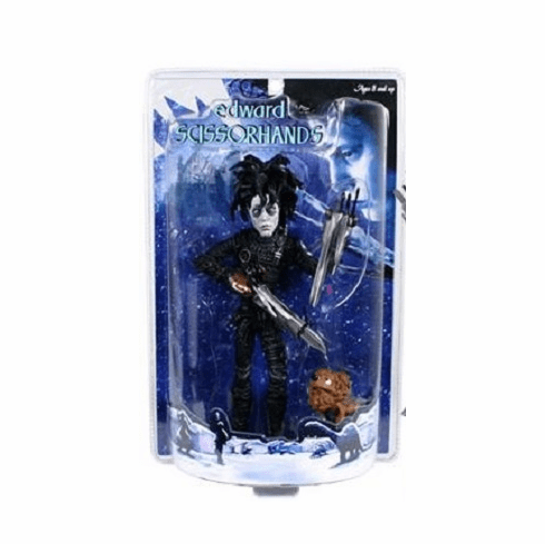 Mezco Edward Scissorhands Action Figure
