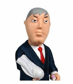 Mezco Family Guy Series 3 Action Figures