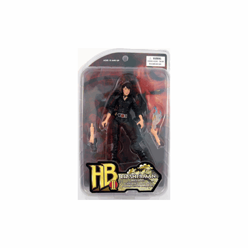 Mezco Hellboy 2 Liz Sherman Action Figure