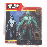 Mezco Hellboy Comic Series Abe Sapien Action Figure