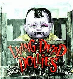Mezco Living Dead Dollies Series 1 Hush Doll