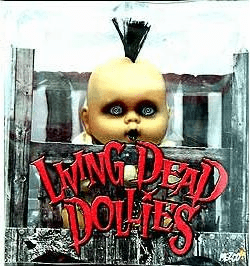 Mezco Living Dead Dollies Series 1 Sybil Doll