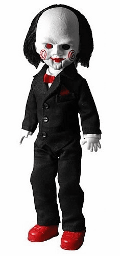 Mezco Living Dead Dolls Saw Puppet Doll