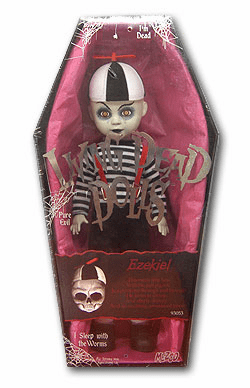 Mezco Living Dead Dolls Series 12 Ezekiel Doll