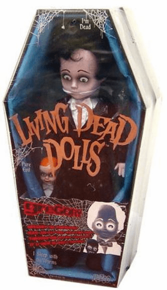 Mezco Living Dead Dolls Series 14 GregGORY Doll