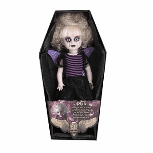 Mezco Living Dead Dolls Series 21 Pixie Figure