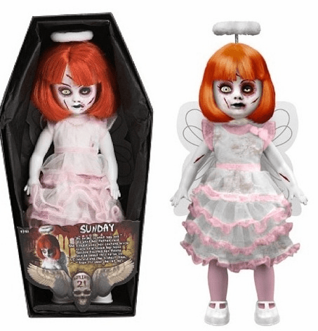 Mezco Living Dead Dolls Series 21 Sunday Figure