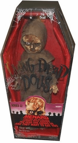 Mezco Living Dead Dolls Series 22 Menard Doll