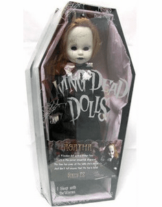 Mezco Living Dead Dolls Series 23 Agatha Figure