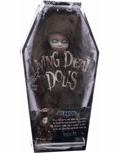 Mezco Living Dead Dolls Series 23 Teddy Figure