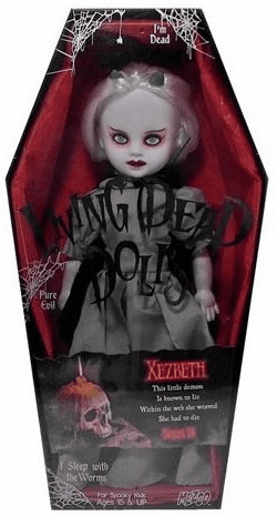 Mezco Living Dead Dolls Series 24 Xezbeth Figure