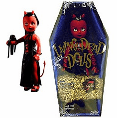 Mezco Living Dead Dolls Series 7 Deadly Sins Lust Figure