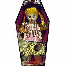 Mezco Living Dead Dolls Series 7 Deadly Sins Wrath Figure