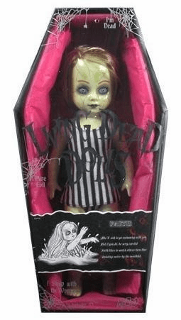 Mezco Living Dead Dolls Series 8 Faith Figure