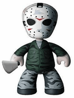 Mezco Mez-Itz Friday The 13th Jason Voorhees Figure